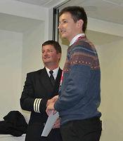 2014 James Allison receives his award fr