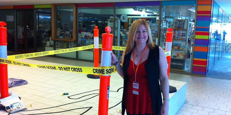 Intro to Crime Writing - Gympie Library (free)