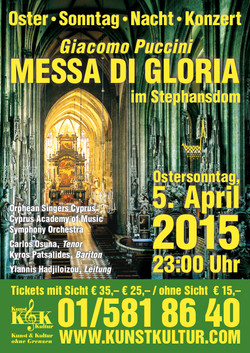 puccini vienna poster