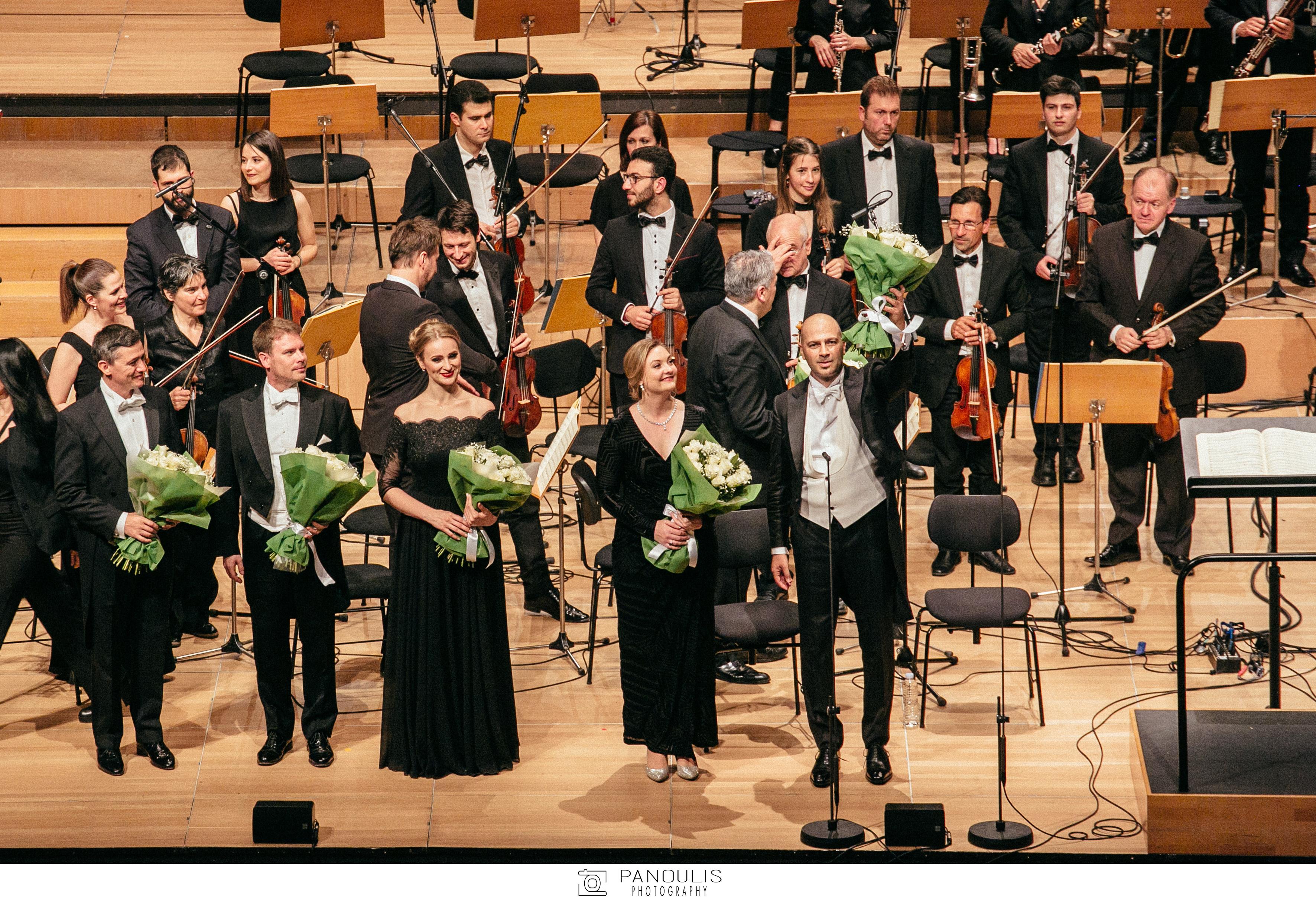 Yiannis Hadjiloizou & Soloists