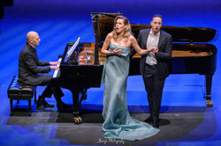 Kristine Opolais & Yiannis Hadjiloizou ft Guest Baritone Yiorgo Ioannou.