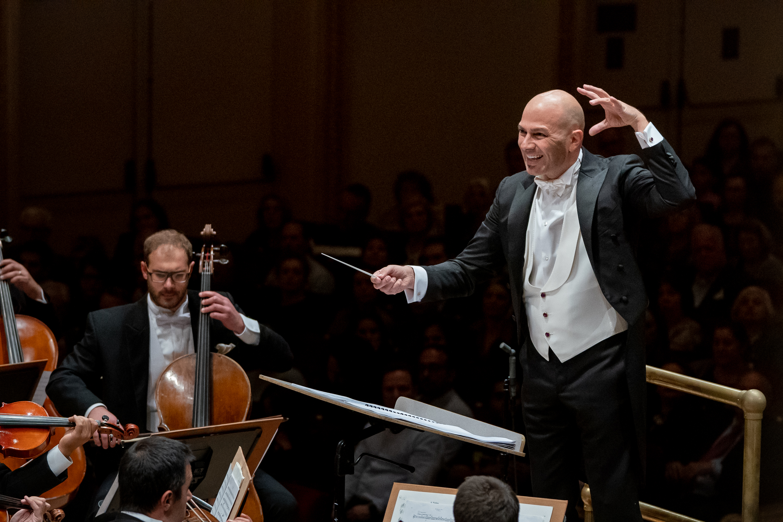 Yiannis Hadjiloizou at Carnegie Hall