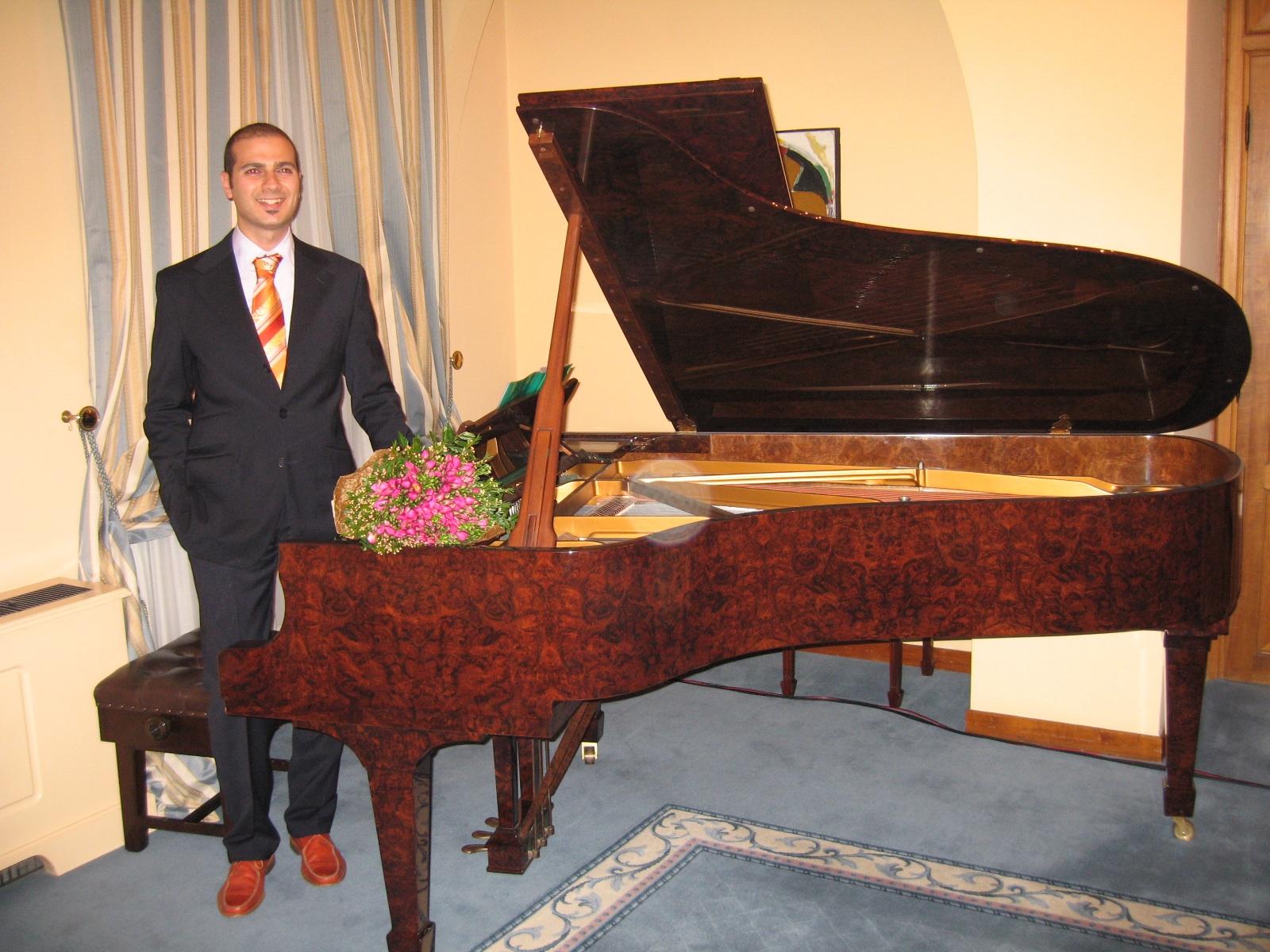 Presidential Pianist