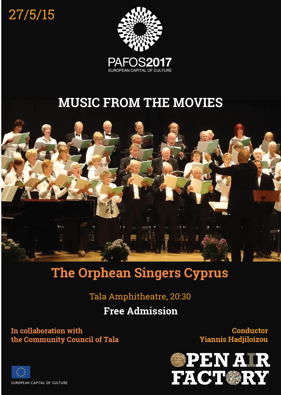 Cinemania Orphean Singers