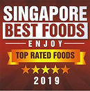 Singapore Best Foods 2019