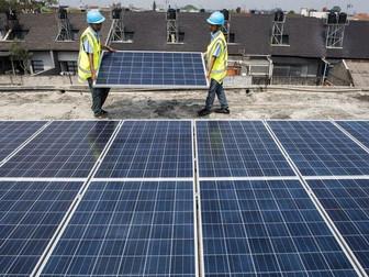 NTT Jadi Masa Depan Indonesia untuk Energi Listrik Tenaga Surya