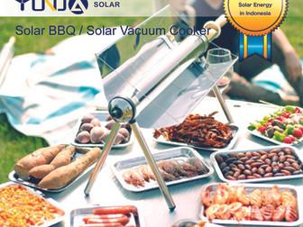Solar BBQ/Solar Vacum Cooker