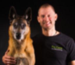 Alain Scheidegger Geri Hundetrainer Hundecoach Pro Cane