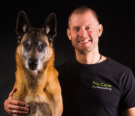 Alain Scheidegger Hundetrainer und Hundeausbilder in der Schweiz