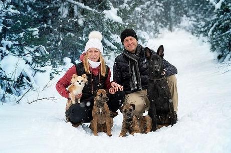 Pro Cane Spürhund Winter 2020
