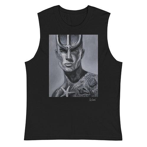 Poseidon Muscle Shirt - Limited Edition of 50