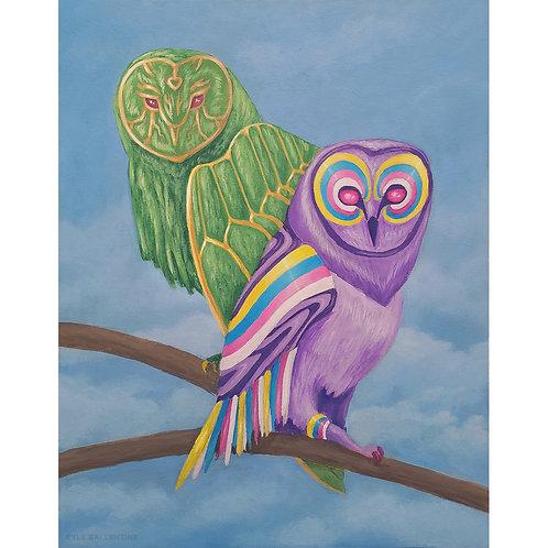 Spirit of Owls
