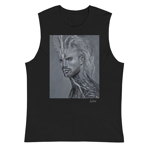 Zeus Muscle Shirt - Limited Edition of 50