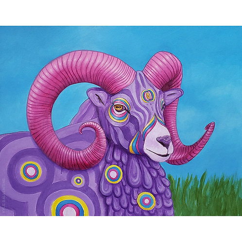 Spirit of the Ram