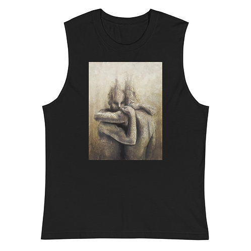 Together We Turn to Dust Muscle Shirt