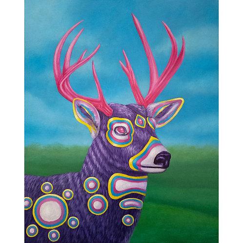Spirit of a Deer