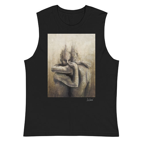 Together We Turn to Dust Muscle Shirt - Limited Edition of 50