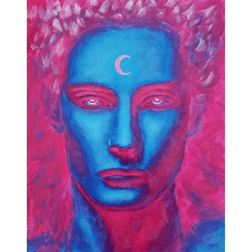 Colors of a Soul (print)