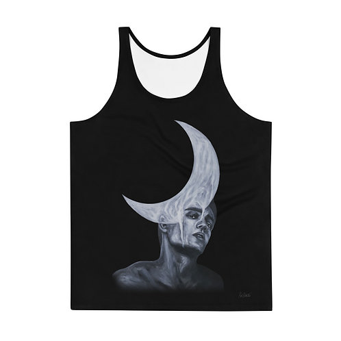 The Moon Is Bleeding Tank Top - Limited Edition of 50