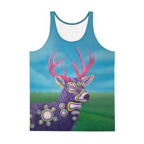 Spirit of the Deer Tank Top - Limited Edition of 50
