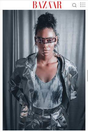 Key Makeup, Victor Wong LFW SS20