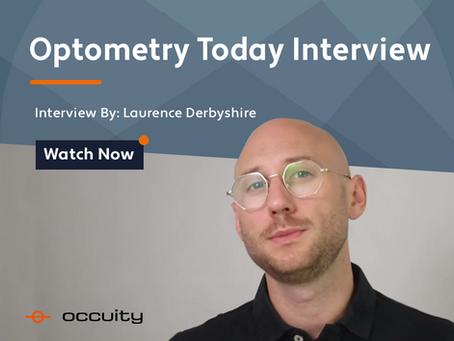 An Interview with Optometry Today