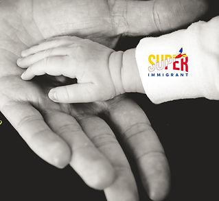 Hands - Super Immigrant (SI New Logo).jp