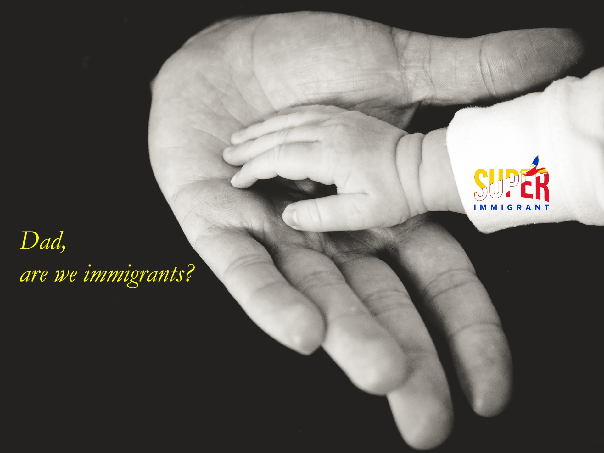 Hands - Super Immigrant (SI New Logo 2).