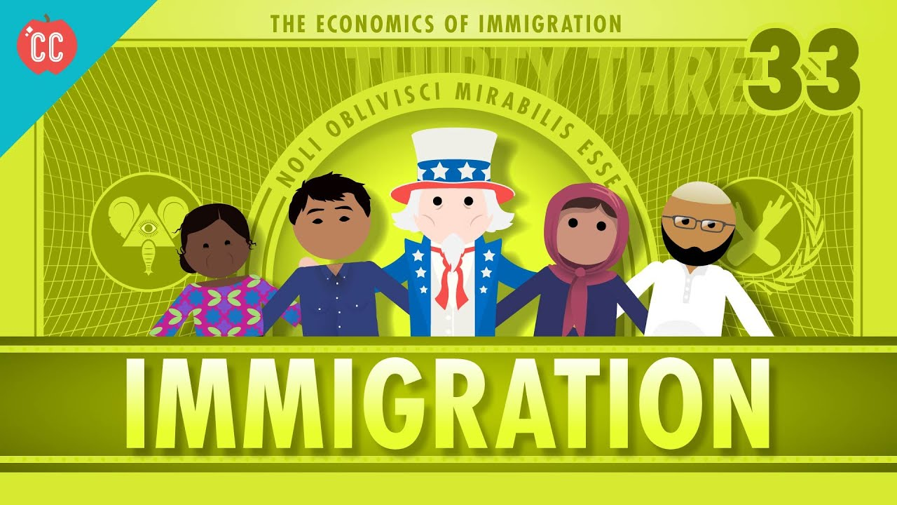 The Economics of Immigration Crash Cours