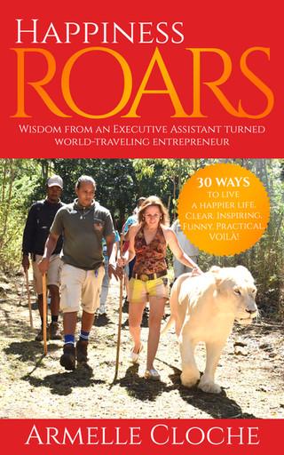 Happiness Roars - Self-help book