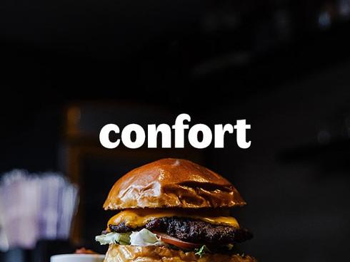Confort App Design