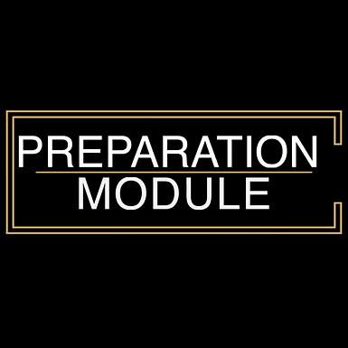 2 - Preparation Module  01