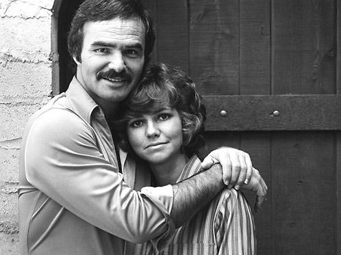 burt reynolds & sally fields