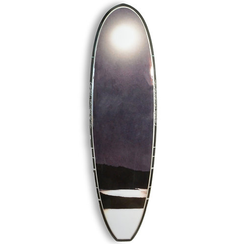 """Black Moon"" Stoked Surf Board"
