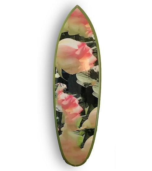 """Lotus"" Stoked Surf Board"