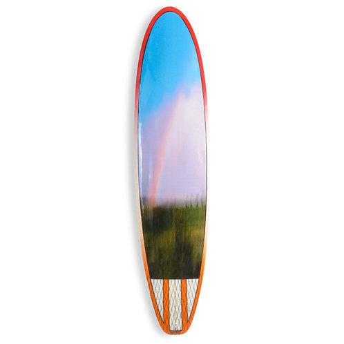 """""""Rainbow"""" Stoked Surfboard"""