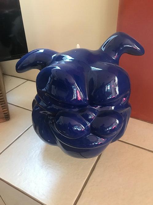 Blue Steve McQueen Bulldog
