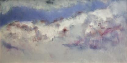 "Kellie Bolten ""Blue Sky"" $3500"