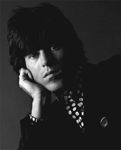 Keith Richards 30 x 40