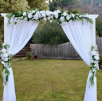 Wedding Arch Yarra Valley