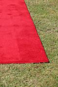 Red Carpet Aisle Runner