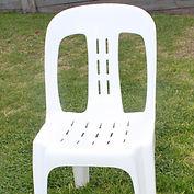 Plastic Chair Lilydale
