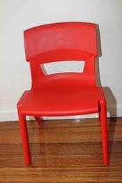 Kids Chair Yarra Valley