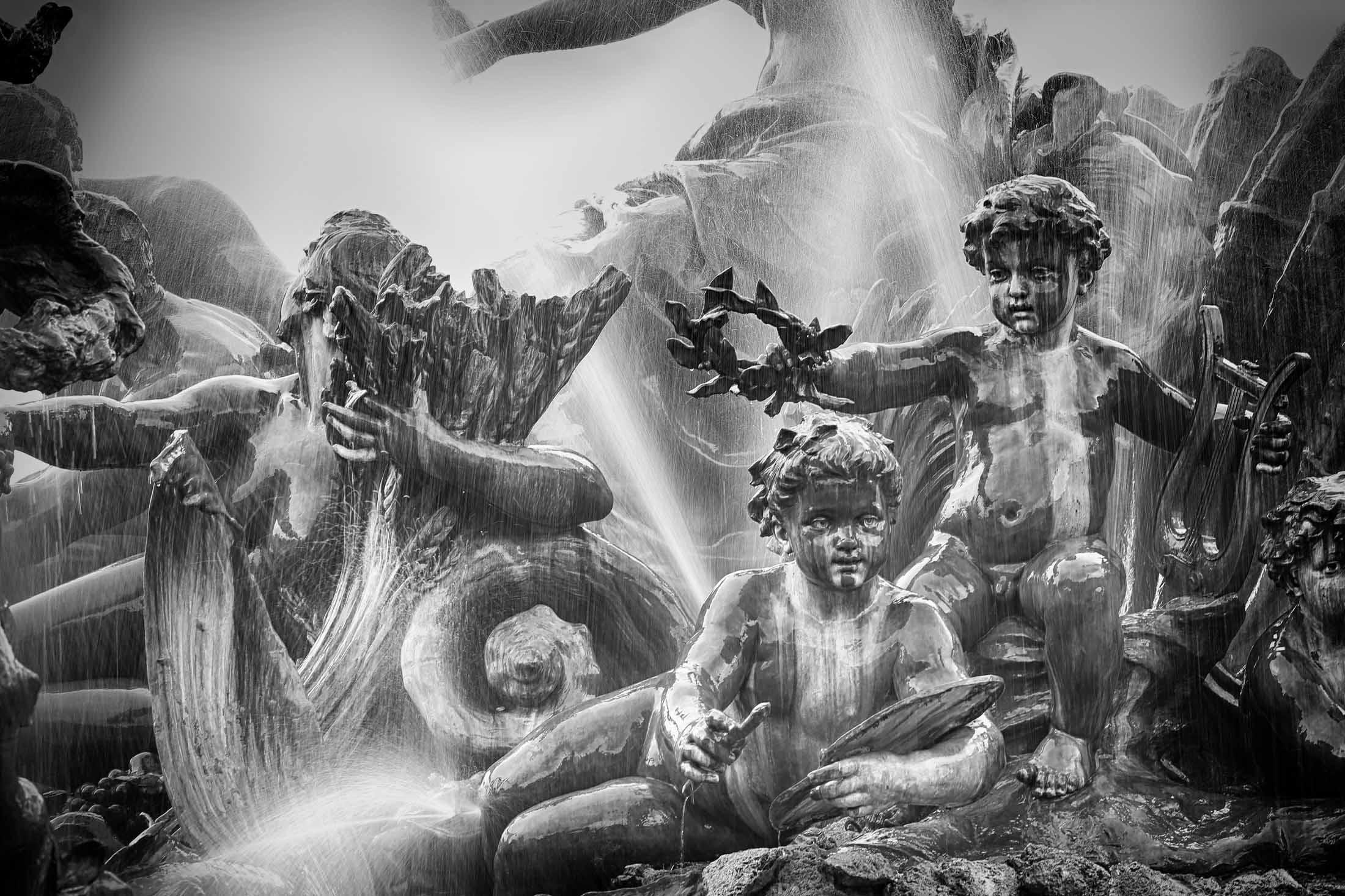 Bordeaux - fontaine des girondins