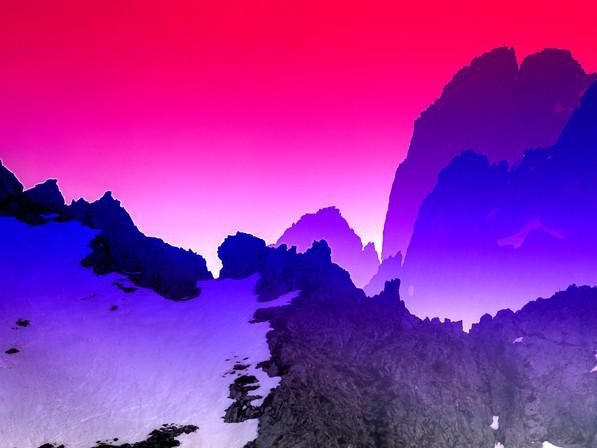 La montagne féérique