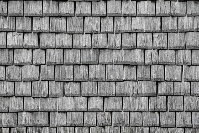 Tuiles de bois