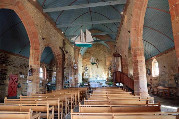 Camaret - chapelle