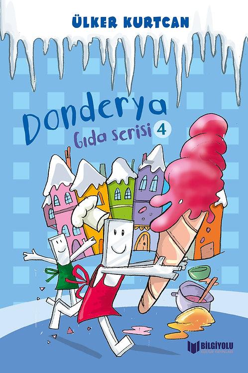 Ülker Kurtcan - Donderya