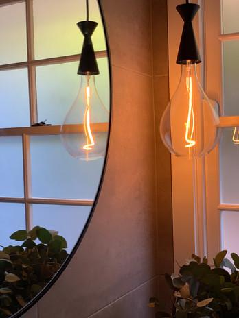 Light installation and design