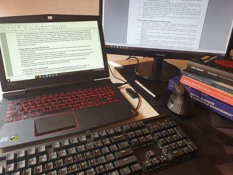 Zasady ochrony danych w czasie pracy zdalnej